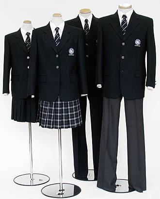 小石川中等教育学校制服